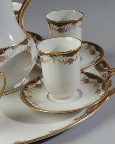 Limoges Tea Set - 6