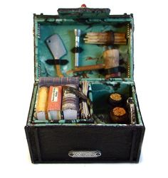 """""""Count Dracula's Own Vampire Hunter's Kit"""" Gidion Keep's vampire hunting bag would look decidely different."""