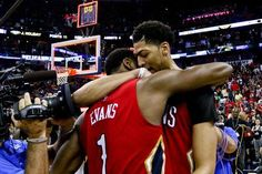 2015 NBA scores: Pelicans, Nets earn final playoff spots with wins