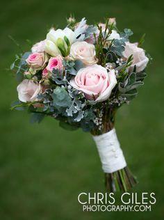 Gill Pike flowers wedding bouquet