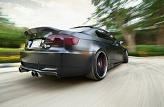 625HP Supercharged Frozen Black M3 Coupe