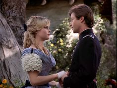 """Constance and George, """"North and South."""""""