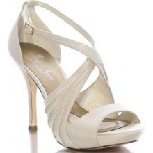 Discount Jen and Kim Luna Bridal Shoes Ivory