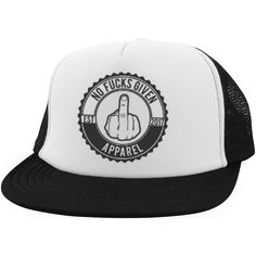 NFG Logo Trucker Hat with Snapback 7bbb125b4545