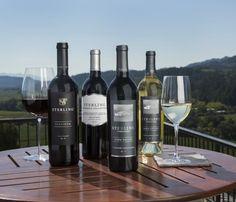 Vineyards for Napa & Napa Valley – Sterling Vineyards