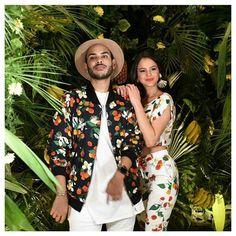 @isolda_ apresentou ontem sua coleção em parceria com a fast Fashion @riachuelo que aliás já estão disponíveis para venda! #isolda #riachuelo #isoldaparariachuelo #hugogloss #brumarquezine #brunamarquezine #bazaarbr #cliquefashionoficial #cliquefashion