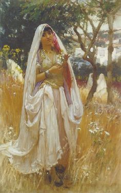 View La jeune mauresque, Campagne dAlger by Frederick Arthur Bridgman on artnet. Browse upcoming and past auction lots by Frederick Arthur Bridgman.