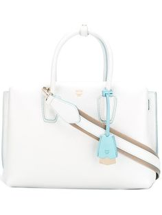 MCM Milla Tote. #mcm #bags #leather #hand bags #tote #