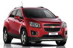 Chevrolet Trax (Enjoy) tem mais imagens e detalhes divulgados