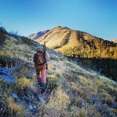 Hunting and hiking in the Eastern Sierra's