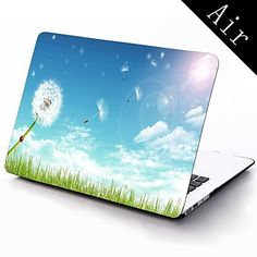 Cloud Sky Design Full-Body Protective Plastic Case for 11-inch/13-inch New Mac Book Air – AUD $ 37.17