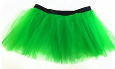 Check out this darling running tutu for your next St Paddy's Day run on Etsy shop https://www.etsy.com/listing/264485386/running-skirt-tutu-green-hot-pink-white