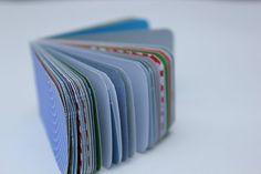 an envelope book