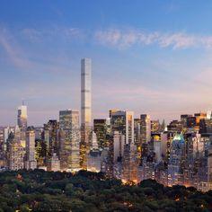 Inside 432 Park Avenue, The $95 Million New York City Apartment - Pursuitist