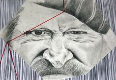 Experiências Grafite, caneta de feltro 2014