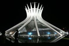 Le opere di Niemeyer