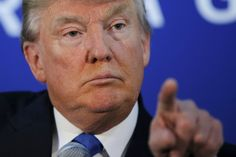 0c2d73692da Nine things that happened during Donald Trump s visit to Worcester.  Republican presidential candidate ...