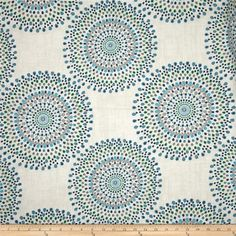 Items similar to Blue and Natural Drapery Panels - Pair/ 2 Panels - Magnolia Home Fashions Carousel Ocean Fabric on Etsy Modern Pillow Covers, Blue Pillow Covers, Modern Pillows, Colorful Pillows, Duvet Covers, Ikat Pillows, Blue Throw Pillows, Accent Pillows, Ocean Fabric