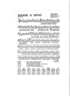 pis icka o zpiva i Songs, Personalized Items, Song Books