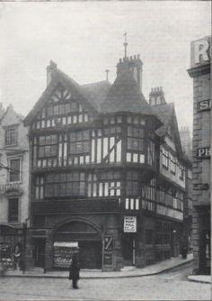 Wheeler Gate Nottingham City, Good Old Times, British Isles, Victorian Era, Family History, Big Ben, Robin, Gate, Photo Ideas