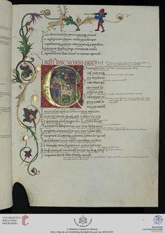 Vatikan, Biblioteca Apostolica Vaticana, Pal. lat. 1632 Vergilius Maro, Publius Sammelhandschrift — Heidelberg, 1473/1474 79r