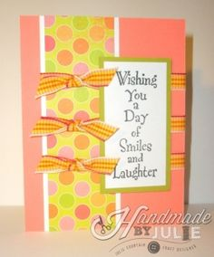 Quick and easy card using an OWH Sketch (#28)