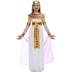 Love this Egyptian queen costume