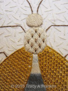 Crathorne Bug - embellishments