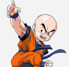 So, you remember Krillin from Dragon Ball Z? You should because homeboy is one of the most iconic characters in the series.