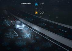INDEX: Award 2013 winner - Smart Highway by Dutch designer Daan Roosegaarde