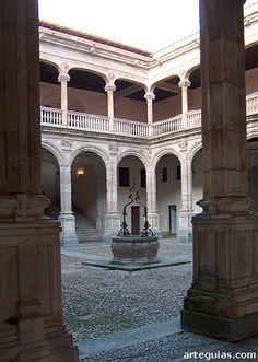 Palacio de los Avellaneda. Peñaranda de Duero,Burgos  Spain