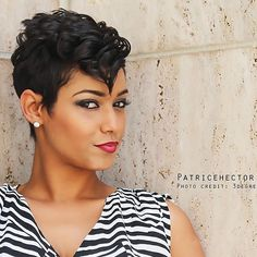 Crochet Hair Pixie Cut : ... about Hair on Pinterest Crochet Braids, Short Cuts and Black Women