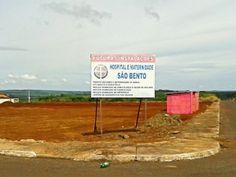 Jataí News: Começam as obras do mais novo hospital de Jataí