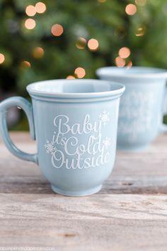 Christmas Coffee Mug Gift - A Pumpkin And A Princess