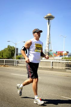 Checkout the Brooks Runs Seattle Guide for local running routes, pre-race meals and local tunes to run to.
