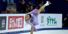 Mao Asada of Japan performs during the women's free Skating event of the Cup of China ISU Grand Prix of Figure Skating in Beijing on November 7, 2015. AFP PHOTO / WANG ZHAO (Photo credit should read WANG ZHAO/AFP/Getty Images) (2000×1000) http://www.huffingtonpost.jp/2015/11/07/asada-mao-china-gp_n_8498570.html?ir=Japan