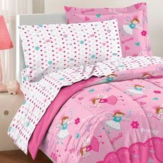 Magical Princess Twin Comforter Set, 5-pc. | Kirklands  this would be cute for my Jai'da