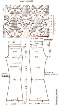 TRICO y CROCHET-madona-mía: Pantalones a Crochet.Modelos para expertas con patrón