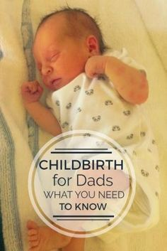 Childbirth Advice for Dads