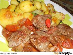 Czech Recipes, Ethnic Recipes, No Salt Recipes, Croatian Recipes, Pot Roast, Food And Drink, Menu, Baking, Sweet