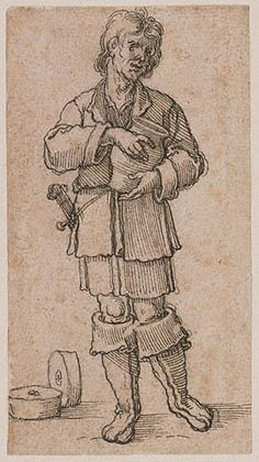 1520c - A Young Peasant
