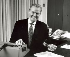 """Paul Harvey, """"Now you know the rest of the story""""."""