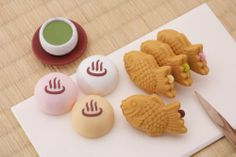 Iwako: Japanese Eraser / Food / SPA BUN & TAIYAKI ERASER / 8PCS by Iwako. $6.98. The Iwako Pink Hot Spring Spa Bun Japanese Eraser is a fabulous addition to your collection! Iwako Japanese Erasers are high quality, environmentally friendly lead free, recyclable, non toxic erasers. These wonderful Iwako erasers are not made from PVC and are manufactured in Japan. Kids and adults both love the Iwako erasers! Most of the Japanese erasers can be taken apart and reassembled making...