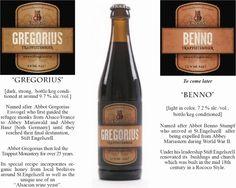 Stift-Engelszell-Gregorius, the eight Trappist ale in the world
