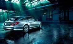 Mercedes-Benz CLS Shooting Brake. Fuel consumption combined: 10,6-5,3 l/100km, CO2 emissions combined: 248-139 g/km. #MBCars