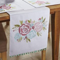 Candy Rose Collection Placemat Dunelm F R E E L A N C