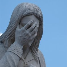 Jesus Facepalm #what kind of trouble have you gotten yourself into now child?