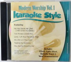 Karaoke Cdgs, Dvds & Media Clever Praise & Worship Volume 5 Christian Karaoke Style New Cd+g Daywind 6 Songs