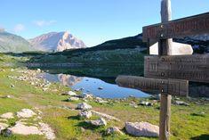 Dolomiten Höhenweg Nr. 1 Tag 3