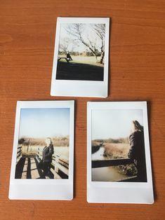 Nature Polaroid Pictures. Feat - Ellie Shepherd.